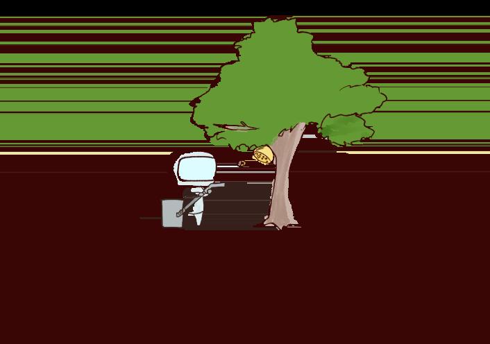 植栽の剪定・維持管理